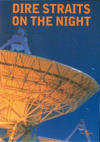 Cover Dire Straits - On The Night [DVD]